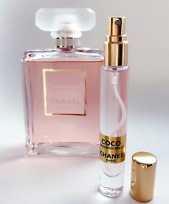 CHANEL COCO MADEMOISELLE Eau de Parfum EDP Perfume SAMPLE 0.33oz/10ML Spray