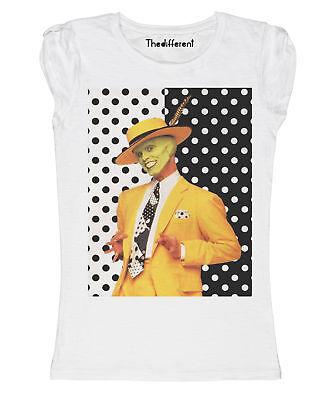 New women's T-Shirt Blaze The Mask Dress Yellow Gift Idea