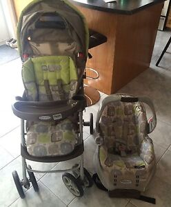 Greco Car Seat and Stroller