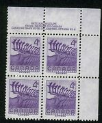 Canada Stamp Blocks