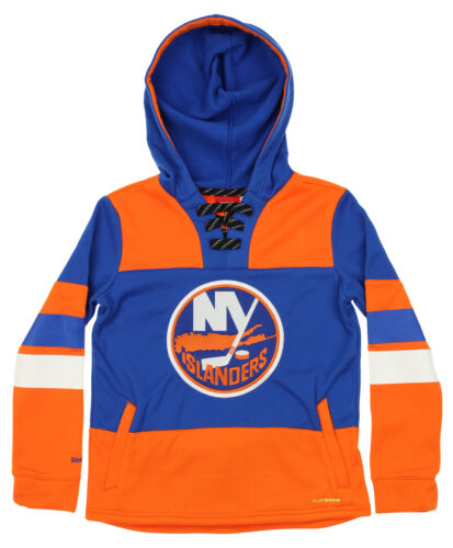 Reebok NHL Youth New York Islanders Offside Fleece Hoodie