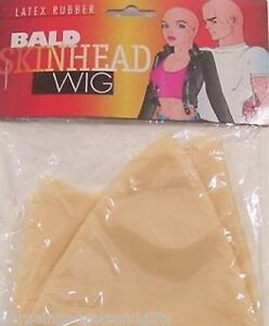 FAKE-PRETEND-SKIN-HEAD-BALD-WIG-CAP-BALDIE-BALDY-FUNNY-NOVELTY-FANCY-DRESS-PARTY