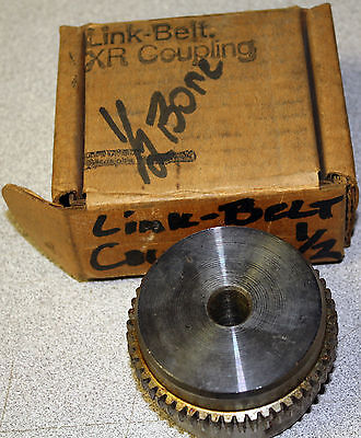 Xr 1 1 2  Hub Group Link Belt Xr Coupling Mandrel 1341Y64 C 3 4  Nos