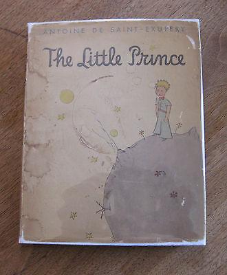 THE LITTLE PRINCE - Antoine de Saint-Exupery - 1943 REYNAL 1st/3rd printing -VG