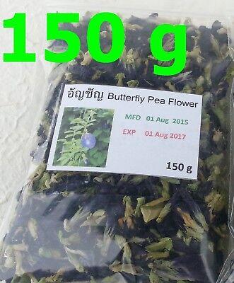 - DRIED HERB BUTTERFLY PEA FLOWER HEALTHY TEA DRINK BLOOD HEALTH EYE COOKING FOOD