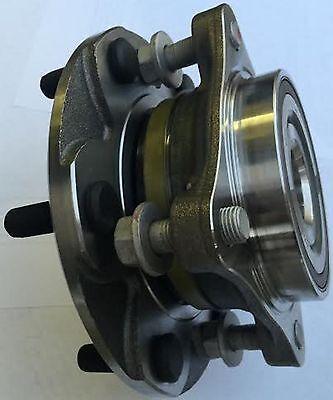 2007-2013 TOYOTA FJ CRUISER Front Wheel Hub & KOYO OEM Bearing Assembly(4WD 4X4)