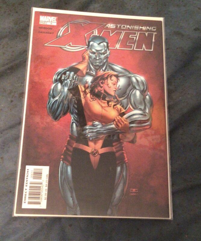 Astonishing X-men V 3 #6 Hot Key HIGH GRADE