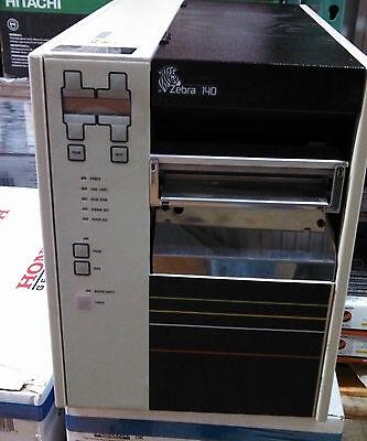 Zebra Model 140 Industrial Label Printer