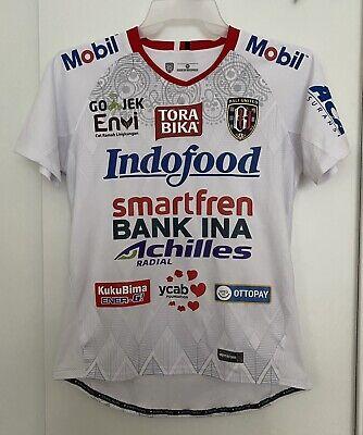 MEN'S FC BALI UNITED 2019 INDONESIA SOCCER FOOTBALL SHIRT JERSEY SIZE M image