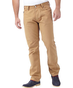 Joe Browns Men's Western Canvas Trousers