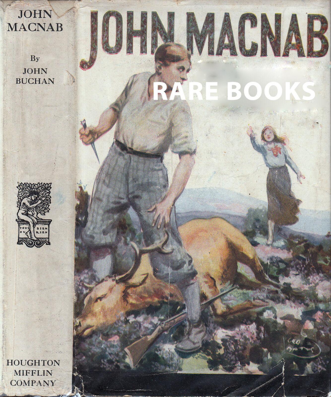 John Macnab Rare Books