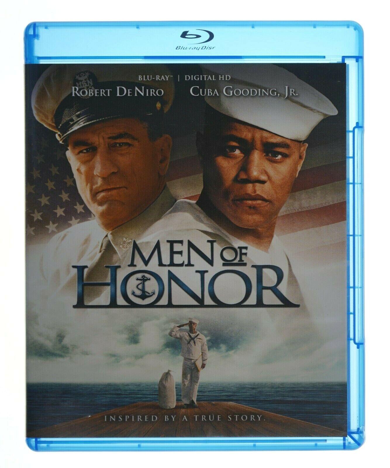 Men Of Honor Blu-ray  - $7.94