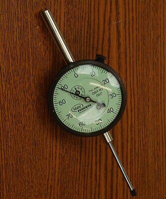 Mahr Federal Marcator 2 .001 Grad Long-range Dial Indicator D8it-r1 2-34dial