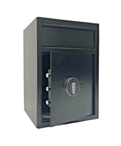 Drop Box Depository Business Safe Electronic Lock Back Up Keys