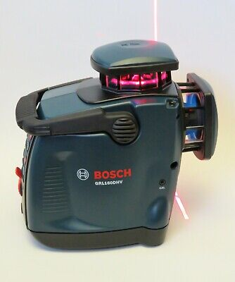 Bosch Grl 160dhv Dual-axis Horizontal Vertical Rotary Laser Full Self Leveling