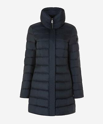 Piumino Donna Peuterey Sobchak Opaco Giacca Impermeabile Nero Blu Beige Zip