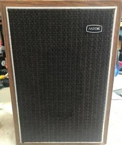 "ASTOR Plessey Speaker Retro Vintage Speaker measures approx 7"" x 4"" Rowville Knox Area Preview"