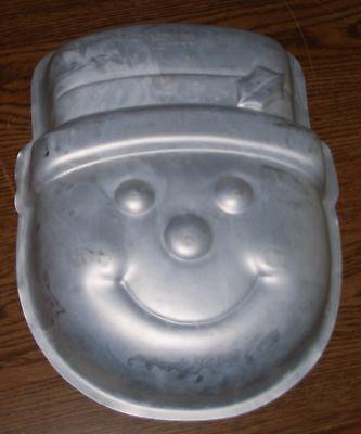 Форма для выпекания Snowman Face Wilton
