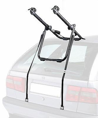 Portabicicletas Porta 3 Bicicletas Trasero de Coche con Correas Seguridad 3735