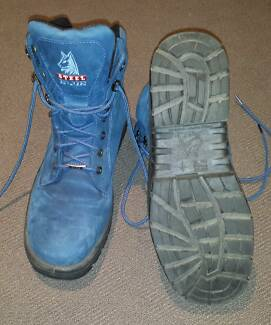 "Steel Blue Southern Cross ""Blue Boots"" Work Boots (Men's Size 12) Maylands Bayswater Area Preview"