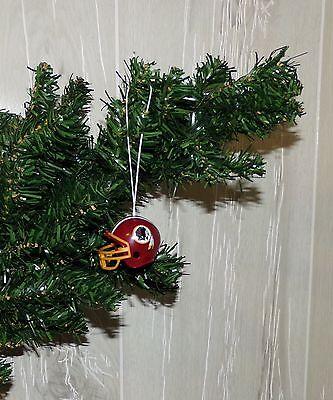 -WASHINGTON  REDSKINS - CHRISTMAS ORNAMENTS](Redskins Ornaments)