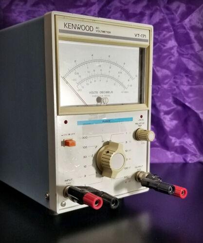 Kenwood VT-171 AC Voltmeter