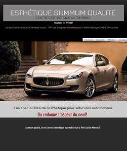 Esthétique Automobile