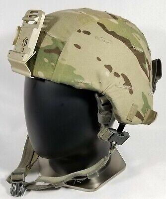 Gentex TBH-II Tactical Ballistic Advanced Combat Helmet LARGE+Oregon Aero Liner