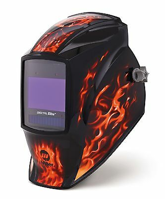 Miller Digital Elite Inferno Welding Helmet 257217
