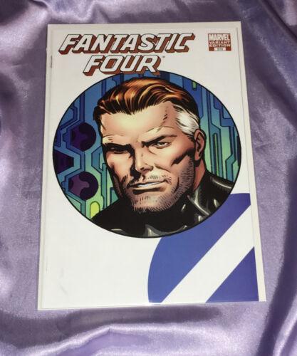 FANTASTIC FOUR #570~MARVEL COMICS VARIANT EDITION~REED RICHARDS~MOVIE~VF