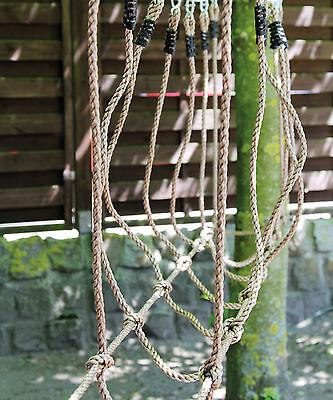 Seilbrücke Klettern Kinder Kletterbrücke Klettergerüst