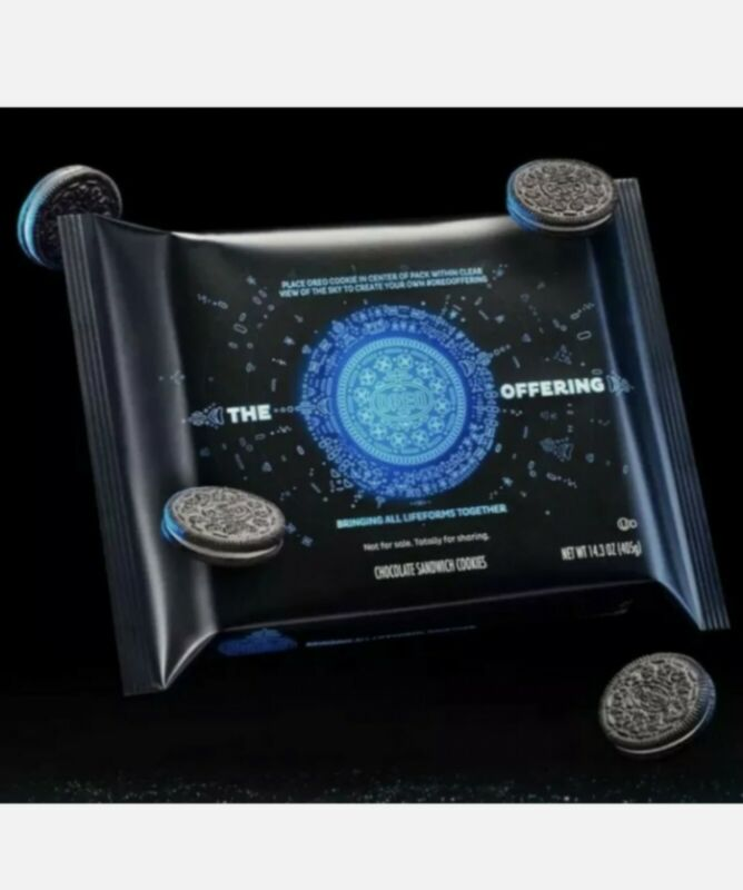 The OREO Offering Limited To 3,000 Edition ET Alien Oreo Cookies