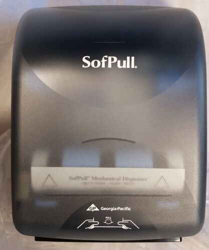 Georgia-Pacific Touchless Towel Dispenser SofPull 59489