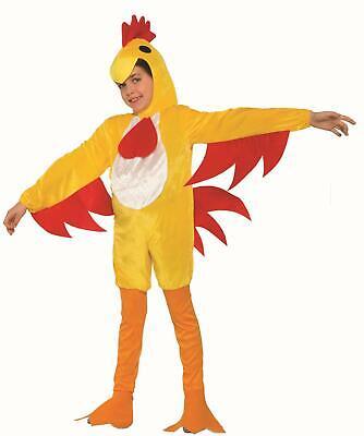 Halloween Costume Chicken (Clucky The Chicken Child Toddler 2-4T Chic Halloween)