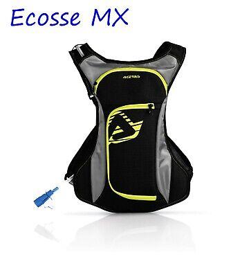 NEW ACERBIS ACQUA 2L ENDURO TRAIL MTB HYDRATION DRINK CAMEL PACK BAG & TOOL BAG