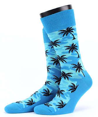 Mens Camo Palm Cotton Socks from HotSox