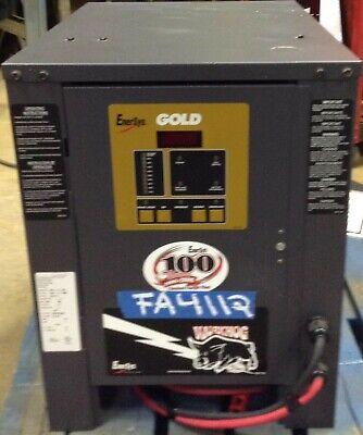 Enersys Gold Battery Charger - 24 Volt 380 Ahr Power Pallet Jack