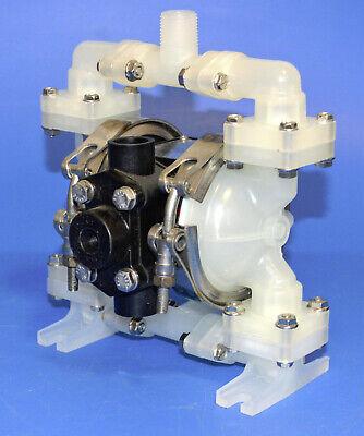 Sandpiper Pb 14 Tt3pp Diaphragm Pump 0-4 Gpm Ports 14 12 Npt 100 Psi