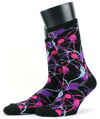 Ladies Pop Splatter Cotton Socks from HotSox