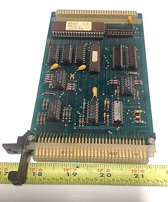 Schwarze Wirtz Control Board Cnc710-1 Pzb