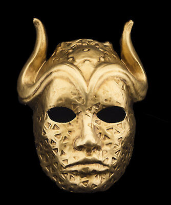 Mask Son of the Harpie Game of Thrones in Paper Mache - Carnival Venice 2409
