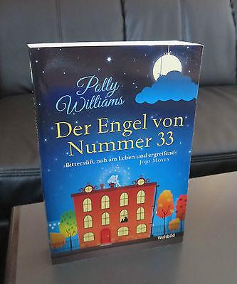 Taschenbuch, Roman: Der Engel von Nummer 33, Polly Williams