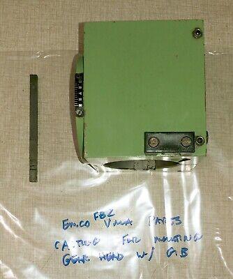 Emco Maximat Fb-2 Mill Vma Parts Vertical Column Casting K20s