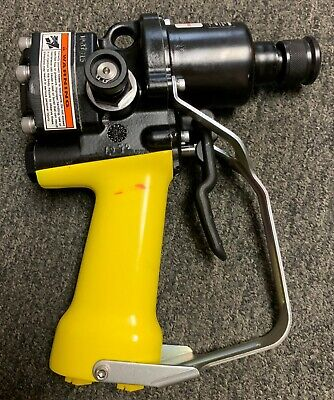 Stanley Id07815 Hydraulic Impact Drill 716 With Quick Change Chuck