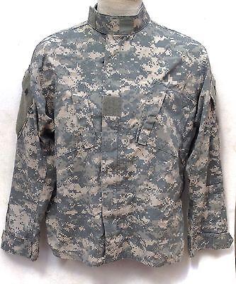 MILITARY ISSUE DIGITAL CAMO US ARMY BDU SHIRT JACKET HUNTING Sz. MEDIUM 67-71