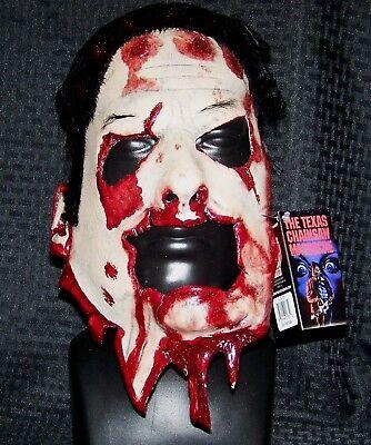(Texas Chainsaw Massacre 2 The Victim Trick or Treat Studios Mask)