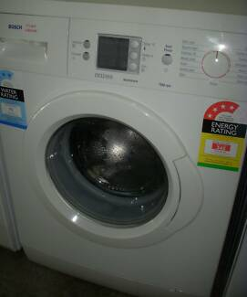 BOSCH 6.5 & 7kg WASHING MACHINE WARRANTY can deliver 2 available