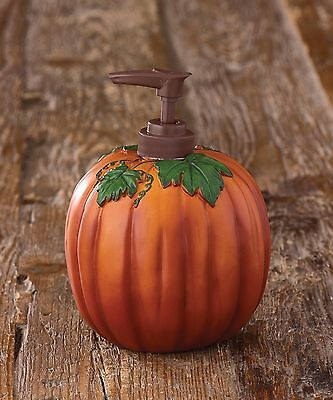 Halloween Falls Park (Pumpkin Dispenser by Park Designs - Halloween Thanksgiving Fall)