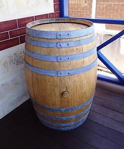 Large French Wine Barrel 'Seguin Moreau' North Fremantle Fremantle Area Preview