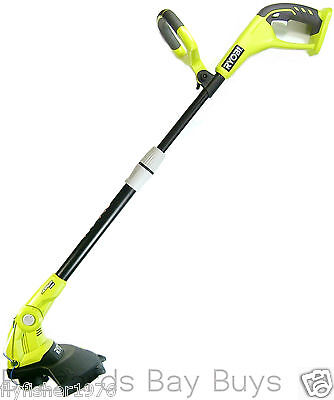 NEW! Ryobi One+ P2006 18v Cordless String Trimmer & Edger P100 P108 ++ FREE SHIP